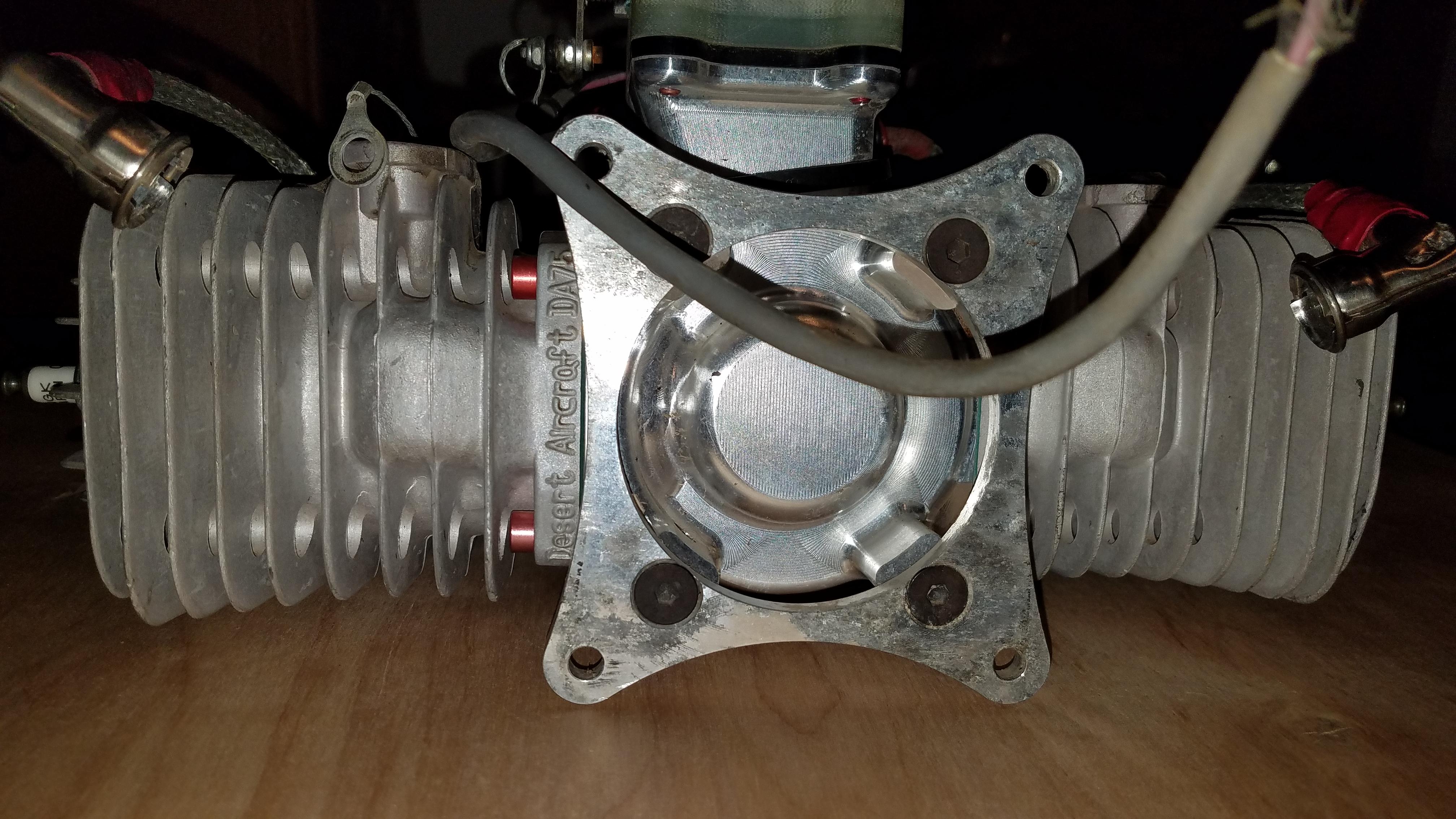 For Sale - DA-150 Twin Engine | GiantScaleNews com