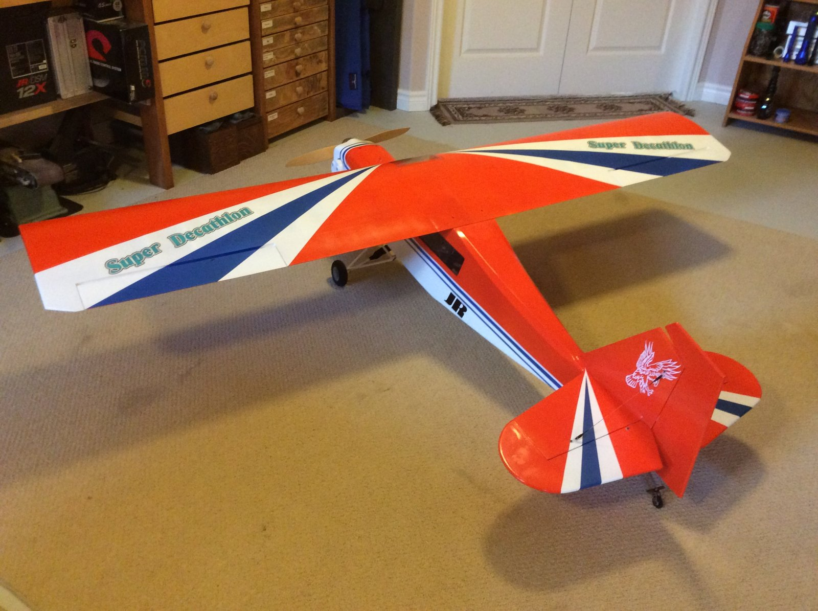 fabric covering for scale rc airplanes u2014 video how to