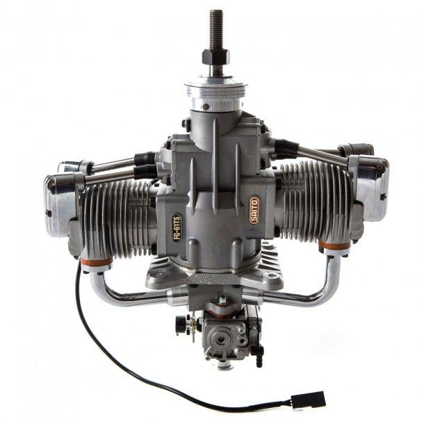 Saito 61cc Four Stroke Gas Engine, NEW! | GiantScaleNews com